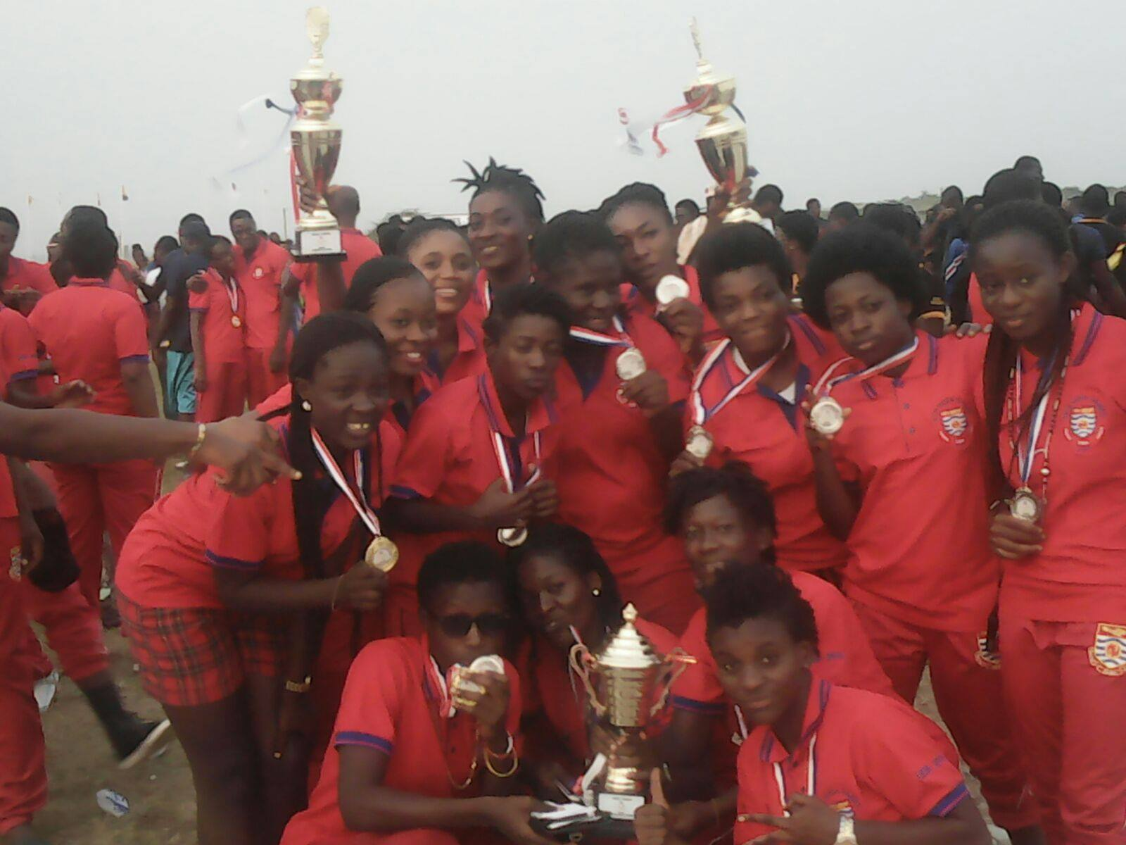 UCC ARE THE 24TH GUSA CHAMPIONS