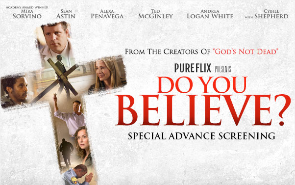 "OBED KUMI'S REVIEW ON THE MOVIE""DO YOU BELIEVE"""