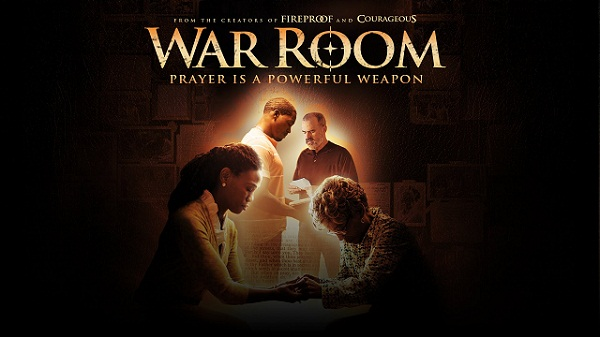 "OBED KUMI'S REVIEW ON THE MOVIE ""WAR ROOM"""