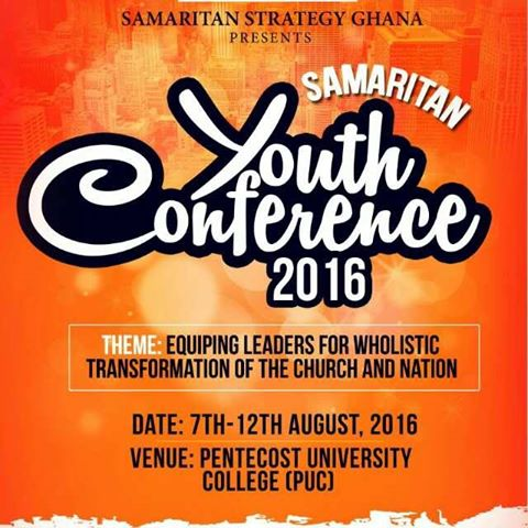 Events archives ghanabliss invitation to samaritan youth vision conference 2016 stopboris Gallery