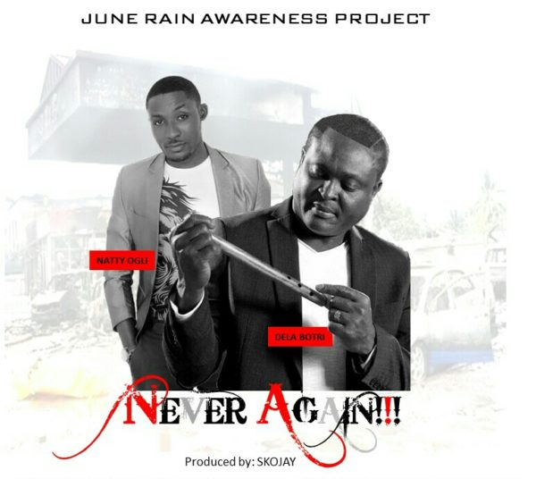 Dela Botri & Natty Ogli – Never Again