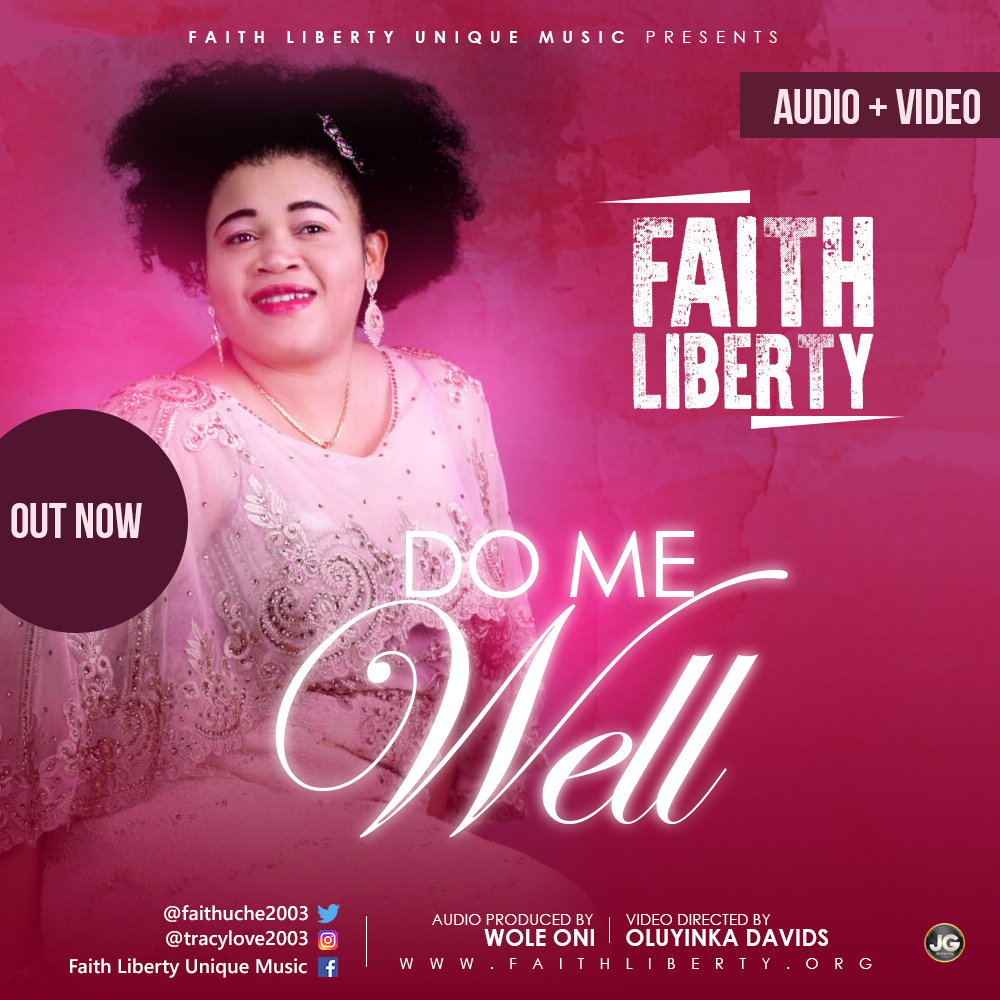 Faith Liberty – Do Me Well